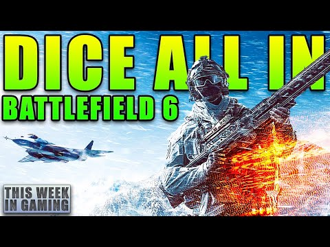 DICE Brings EVERYONE On For Battlefield 6 - Siege Getting Brand New Servers - This Week In Gaming