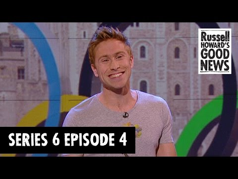 Russell Howard's Good News - Series 6, Episode 4