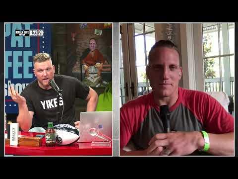 McAfee & Hawk Sports Talk W/ Reggie Bush | Tuesday June 23rd, 2020