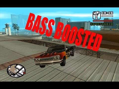 GTA San Andreas Theme Song (Bass Boosted)