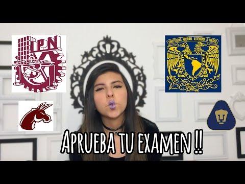 Cómo Pasar Tu Examen De La Prepa Y Universidad (UNAM Y POLI) !! ♡ True Vally
