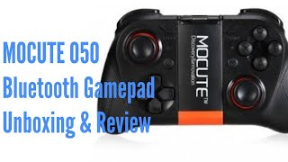 MOCUTE bluetooth gamepad from Lazada - Unboxing and Review