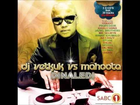 Dj Vetkuk vs Mahoota ft. KB Motseliane - So Seo
