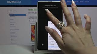 How to Enter One Handed Mode on XIAOMI Mi Mix 2S – Use XIAOMI Mi Mix 2S by One Hand