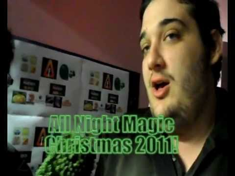 DFantasy All Night Magic XMas 11 - The Trailer
