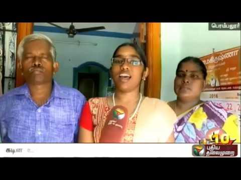 TN SSLC results: Hardwork rewarded, says state 2nd rank holder Hemalatha