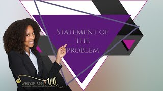 Emergent Voices Research: Statement of the Problem