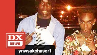 YNW Melly Posts Instagram Picture With His Victim Before Turning Himself In