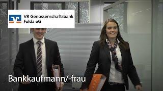 Bankkaufmann/-frau bei der VR Genossenschaftsbank Fulda eG