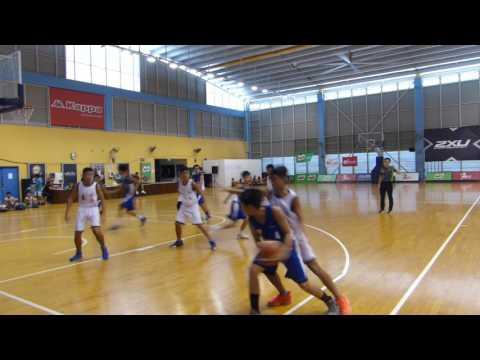 Nan Chiau High School vs Woodlands Ring Secondary School 2017 C Division Season Game 2