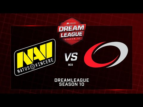 Na`Vi vs compLexity , DreamLeague Minor, bo3, game 2 [Lex  & 4се]