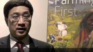 A Chinese View on Sustainable Agriculture