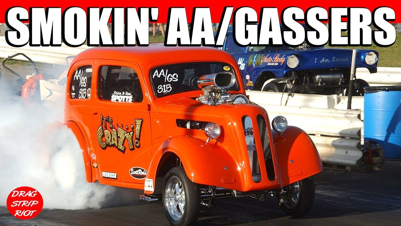 2014 Scottrods Aa Gassers Drag Racing Cars Nostalgia