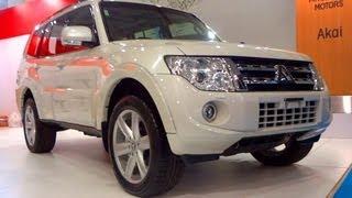 SHOWROOM 2013 Mitsubishi Pajero @ Sal?o do Autom?vel de Curitiba