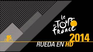Video Tour de Francia 2014 rueda en HD a partir del 5 de Julio
