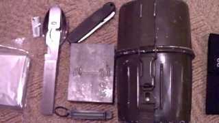 видео Армейское снаряжение для экстремалов