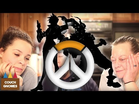 Mom And Sister Name Overwatch Characters