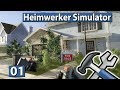 HEIMWERKER SIMULATOR 🛠 Messie Chaos und Renovierungen ► House Flipper Beta deutsch german