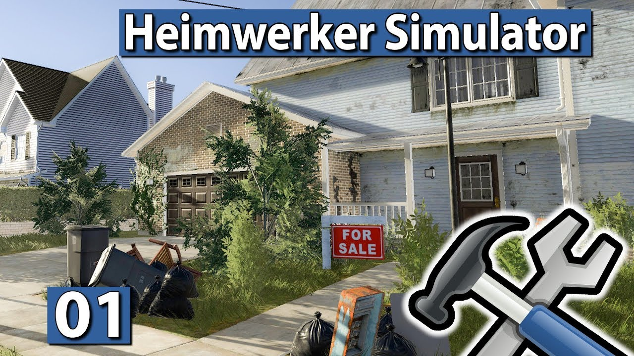 Beautiful HEIMWERKER SIMULATOR 🛠 Messie Chaos Und Renovierungen ▻ House Flipper Beta  Deutsch German