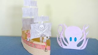 Pirate Ship Project