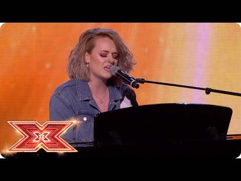 Preview: Grace Davies finds inspiration in heartbreak | Boot Camp | The X Factor 2017