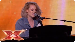 preview grace davies finds inspiration in heartbreak   boot camp   the x factor 2017