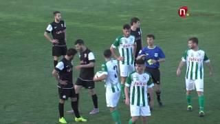Resumen Atco Sanluqueño 5-0  A.D. Ceuta -Tercera División Grupo 10