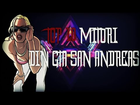 TOP 10 MITURI DIN GTA SAN ANDREAS