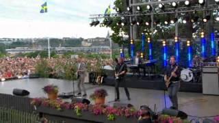 Tomas Ledin - Hitmedely (Allsång på Skansen 2012)