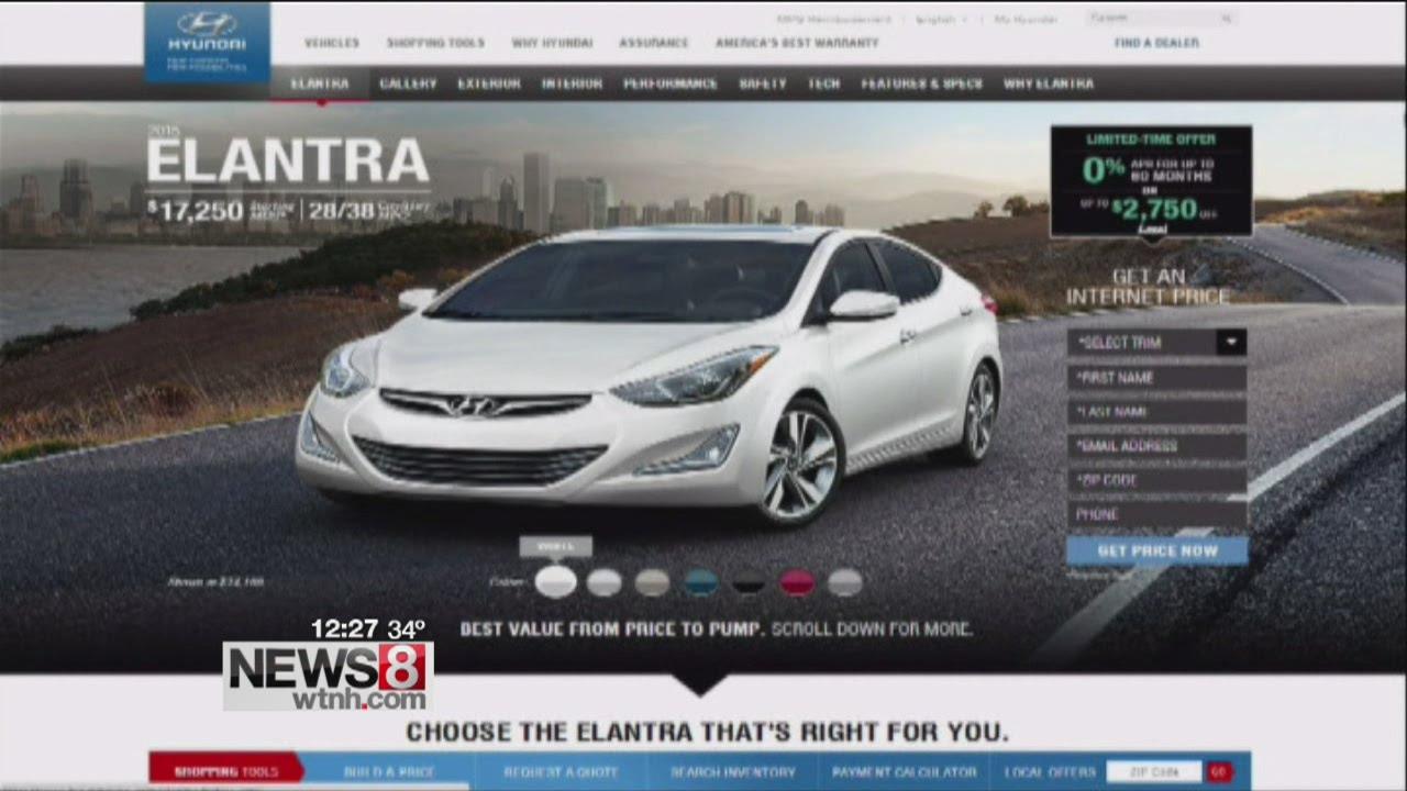 Hyundai recalls 263,000 cars due to power-steering problem