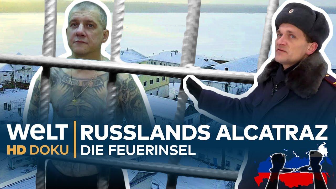 Russlands Alcatraz - Der härteste Knast auf der Feuerinsel | Doku