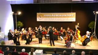 Georg Christoph Wagenseil - Konzert für Posaune und Streichorchester Es Dur