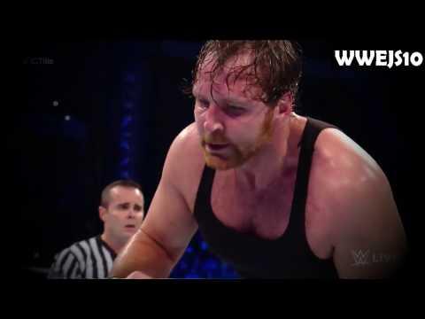 Dean Ambrose Campeon Intercontinental 2017