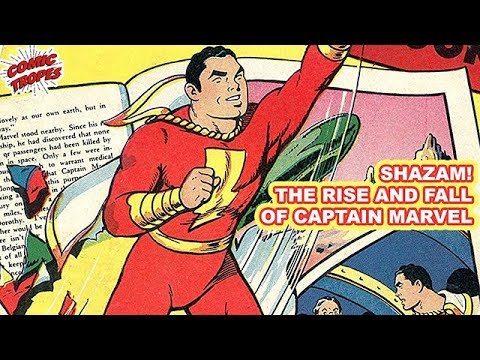 Download Shazam! The Rise and Fall of Captain Marvel