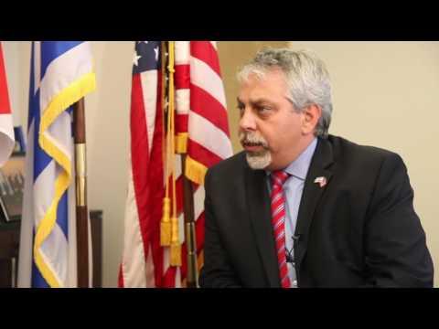 Israeli Consul In Miami . Special Interview 12/2016