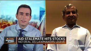 How the stimulus showdown affects the U.S. economy and stock market