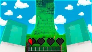 Сможет Ли Нубик Выжить С 1 ХП в Майнкрафт \ Minecraft Don