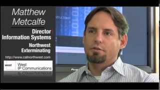West IP Communications Success Story - Northwest Exterminating