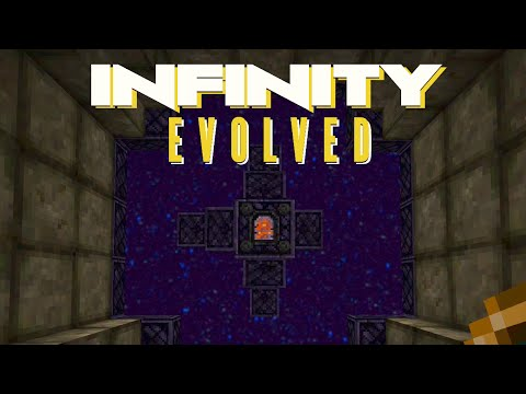 Minecraft Mods FTB Infinity Evolved - THE OUTER LANDS [E84] (Modded Expert Mode)