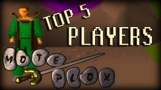 Top 5 RuneScape Players Of All Time