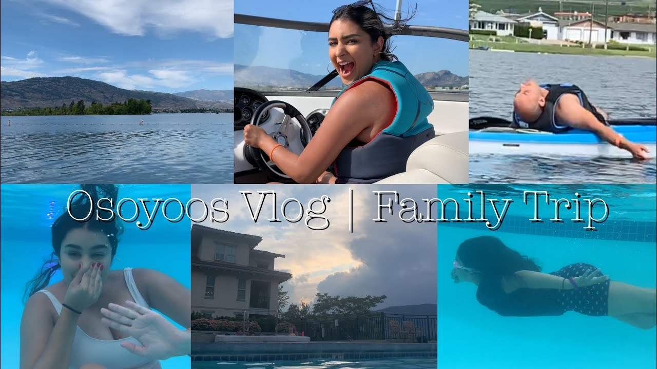 vlog 5 family trip to osoyoos water adventures. Black Bedroom Furniture Sets. Home Design Ideas