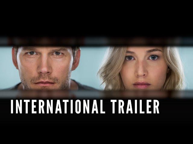 Se estrena el tráiler de 'Passengers', la nueva película de Jennifer Lawrence y Chris Pratt