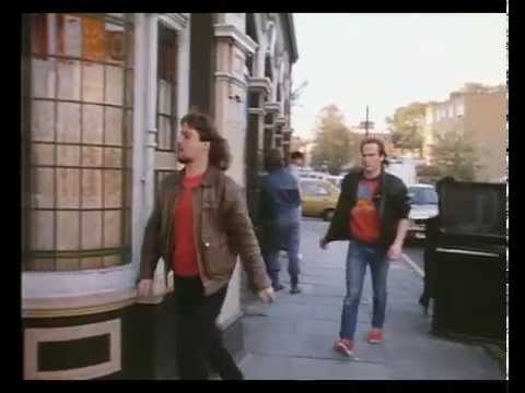 Marillion - Heart of Lothian 1985 Music Video HD