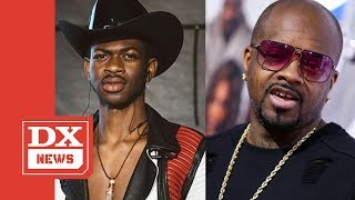"Jermaine Dupri Tells Lil Nas X ""You Can't Sit With Us"""