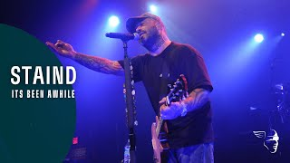 Gambar cover Staind - Its Been A While (Live At Mohegan Sun) ~ 1080p HD