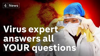 Coronavirus Q&A: Expert answers your questions on Covid-19