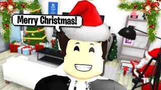 Décoration de mon appartement pour CHRISTMAS! - Roblox Bloxburg Jeu de rôle