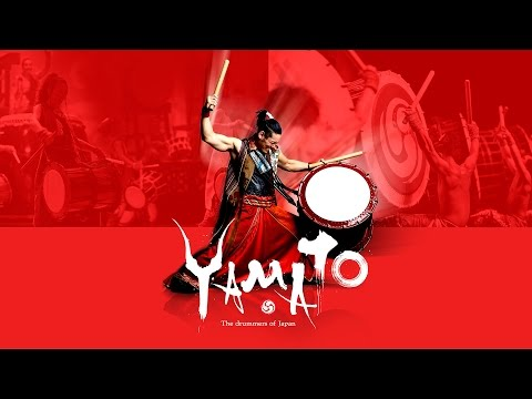 Yamato the Drummers of Japan at Brighton Dome