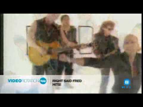 Right Said Fred - German TV Commercial 2009