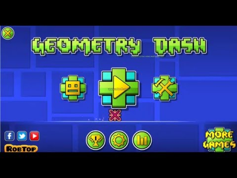 JUEGO ADICTIBO/Geometry Dash cap.1/Ro Fri Games 2.0